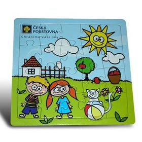 Puzzle from  Kinlux Industrial Corporation