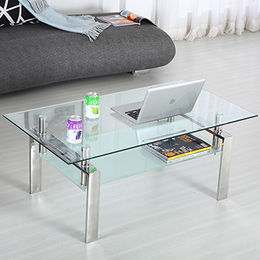Glass Coffee Table from  Langfang Peiyao Trading Co.,Ltd
