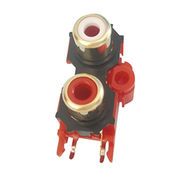RCA Jack Connector from  Dongguan YuanYue Electronics Co.,Ltd
