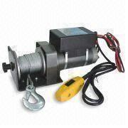 ATV Winch from  Bada Mechanical & Electrical Co. Ltd