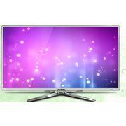 China 50-inch LED TV with Aluminum Cabinet