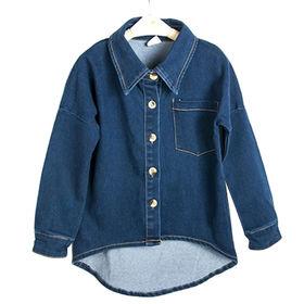 Children's Denim Jacket from  Jinjiang Jiaxing Home Co.,Ltd.