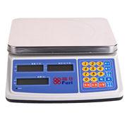 Price computing scale from  Fuzhou Furi Electronics Co. Ltd