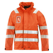 Reflective safety jackets from  Fuzhou H&f Garment Co.,LTD