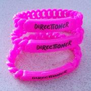 Silicone Wristbands from  Iris Fashion Accessories Co.Ltd