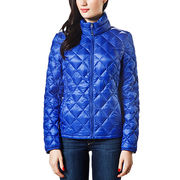 Women perfect design quilted jacket from  Fuzhou H&f Garment Co.,LTD