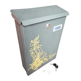 Mailbox from  Jiangsu Shuaima Security Technology Co.,Ltd