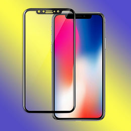 Tempered Glass Screen Protector for iPhone X from  YIPI Electronic Limited