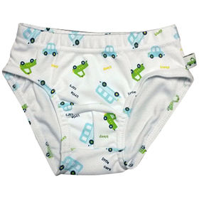 Comfortable and Breathable Little Boys' Brief from  Xiamen Reely Industrial Co. Ltd