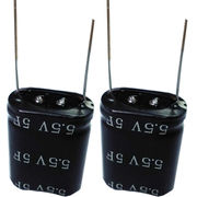 China Supercapacitors with Low-ESR, Used for Water and Gas Meters, Tax Machines, RoHS Mark