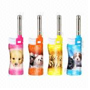 BBQ Lighters from  Guangdong Zhuoye Lighter Manufacturing Co. Ltd