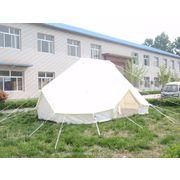 China Empire canvas safari bell tent