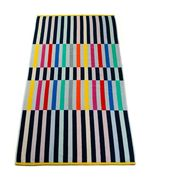 India Printed Bath Towel, Made of 100% Soft Cotton, Velour Finish, Reactive Print, OEM Orders are Accepted