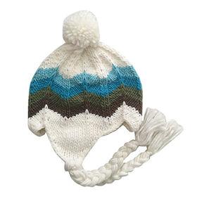 Children's knitted hats from  Nantong Ziyan International Trade Co. Ltd