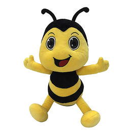 Plush toy bee from  GUANGDONG I AM FLYING CULTURE DEVELOPMENT CO.,LTD
