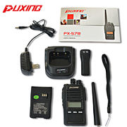 China Best rated 2 way radios made in China walkie talkie business band radio for sale