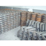 China Sand-casting Ductile Iron Pipe Fitting with Epoxy Painted