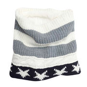 Stylish Knitted Star Neckerchief from  Ebolle Fashion Accessories Co. Ltd