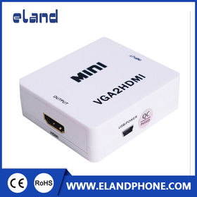 VGA to HDMI Converter from  Elandphone Electronic Co. Ltd