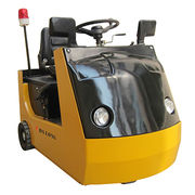 3000kg Electric Tow Tractor from  Wuxi Dalong Electric Machinery Co. Ltd