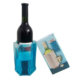 Bottle cooler wrap from  Hot and Cold Products Co. Ltd
