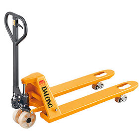 Hand Pallet Truck from  Wuxi Dalong Electric Machinery Co. Ltd