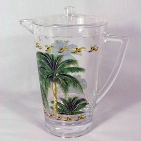 Water and Beverage Jug from  Dalco H.J. Co Ltd