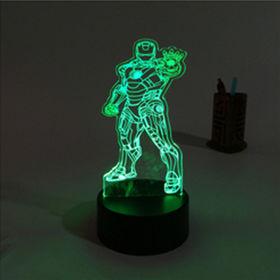 3D LED Night Light from  Rico Technology Co. Ltd