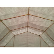 China Triple Layers Large Size Field Hospital Tent