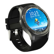 China Waterproof MTK6580 Android 5.1 3G Smart Watch with GPS watch phone