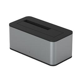 Type C 2.5''/3.5'' HDD Docking from  Dongguan Gangda Electronic Co. Ltd