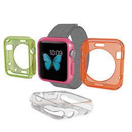 TPU case for iWatch from  Shenzhen SoonLeader Electronics Co Ltd