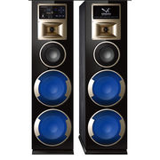 China Big bass 2.0 active Bluetooth home speaker system with USB SD FM touch screen MW-1021