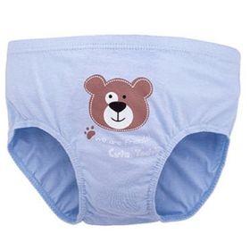 Plain white boys' underwear from  Xiamen Reely Industrial Co. Ltd