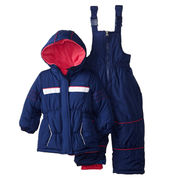 Athletic Puffer Jacket and Snow Pants from  Fuzhou H&f Garment Co.,LTD