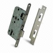 Din Panic Lock from  Door & Window Hardware Co