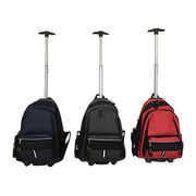 "18"" rolling duffel bags from  Shanghai Alliance Glory International Co. Ltd"