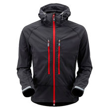 Sport softshell jacket from  Fuzhou H&f Garment Co.,LTD