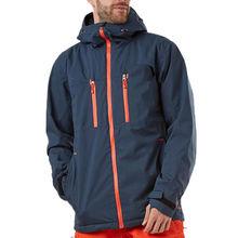 Waterproof military men soft-shell jacket from  Fuzhou H&f Garment Co.,LTD