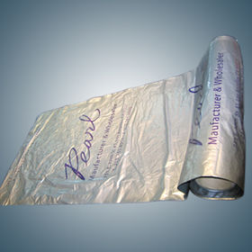 Garment Cover Bags on Rolls from  Everfaith International (Shanghai) Co. Ltd