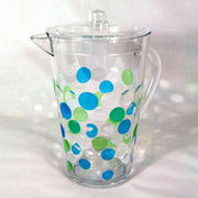 Water and Beverage Pitcher from  Dalco H.J. Co Ltd