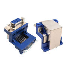 Hi Den D-sub PCB from  Morethanall Co. Ltd