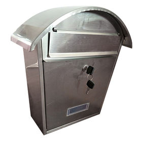 Stainless Mailbox from  Jiangsu Shuaima Security Technology Co.,Ltd