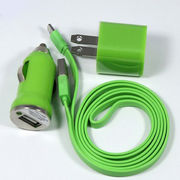 China Mobile Phone Charger Cube for iPhone 5V/1A with 100K Units Weekly