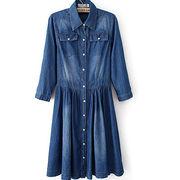 Women's denim skirts from  Meimei Fashion Garment Co. Ltd