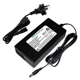 12Vdc 6A 72W AC DC power supply from  Dongguan Rico Electronic Co. Ltd