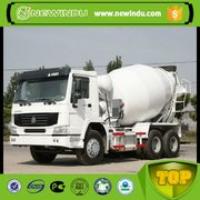 China Concrete Mixer Truck, 10-12 CBM Truck Mixer Dry Mortar Mixing Machine