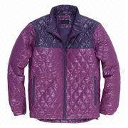 Men's jackets from  Fuzhou H&f Garment Co.,LTD