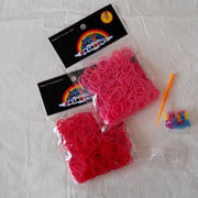 Loom bands from  Baoding Huaxiang Industry Company Limited