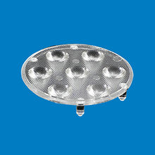 Plastic LED Secondary Source Lens from  Ganzhou Heying Universal Parts Co.,Ltd